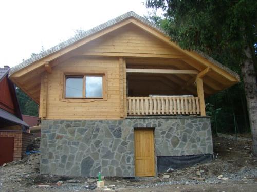 domki letniskowe drewniane spa 1 b