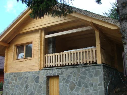 domki letniskowe drewniane spa 3 b