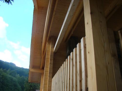domki letniskowe drewniane spa 6 b